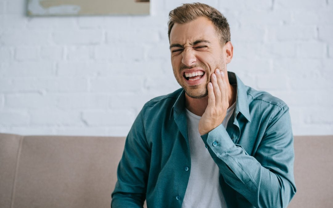 """Why the COVID Pandemic may be Leading to an """"Epidemic"""" of Cracked Teeth and TMJ Pain – and What You Can Do About it"""